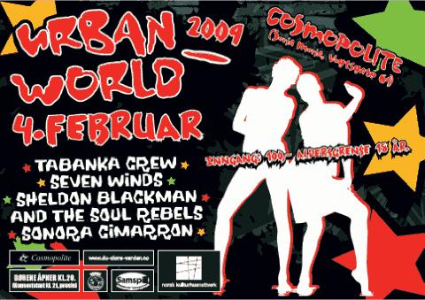 URBAN WORLD 09